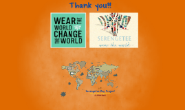 2015 Fall Serengetee Rep Project