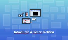 Introdução à Ciência Política