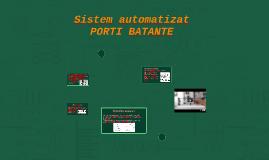 Sistem automatizat