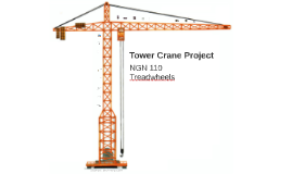 Tower Crane Project