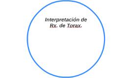 DE INTERPRETACION DE TORAX PDF RADIOGRAFIA