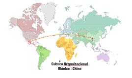 México - China