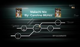 Malachi Nix