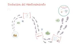 Copy of Línea del tiempo - Mantenimiento