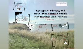 Communities of Practice:  Irish Traveller Song