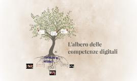 Albero delle competenze digitali