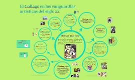 Copy of El Collage en las vanguardias artísticas del siglo xx