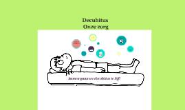 Decubitus als bedcomplicatie