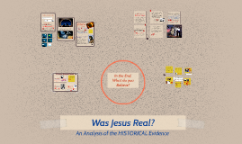 Was Jesus Real? (2.2)