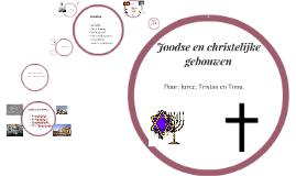 Joodse en christelijke gebouwen