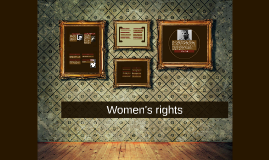 Woman Rights