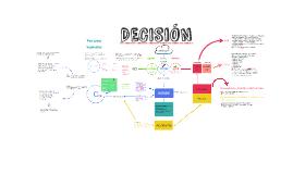 Copy of Estructura de la decisión