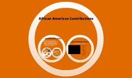 African Americans and Their Contributions to America