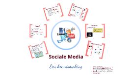 initiatie sociale media