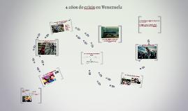 Los mecanismos de la crisis en Venezuela