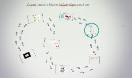 L'open data à la Région Rhône-Alpes pas à pas