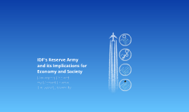 IDF's Reserve Army and its Implications
