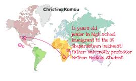 Christina Kamau
