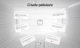 Copy of El hecho publicitario.