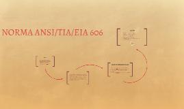 Copy of NORMA ANSI/TIA/EIA 606