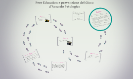 "Peer Education e GAP - ""Mettiamoci In Gioco"""