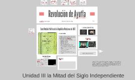 Unidad III la Mitad del Siglo Independiente