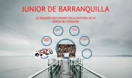 TODO SOBRE MI JUNIOR DE BARRANQUILLA