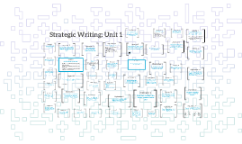 Strategic Writing: Unit 1