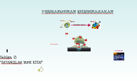 Copy of PEMBANGUNAN MEMBINASAKAN