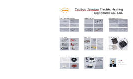 Taizhou Junqian Electric Heating Equipment Co., Ltd.