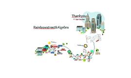Raibowstreet&Algebra