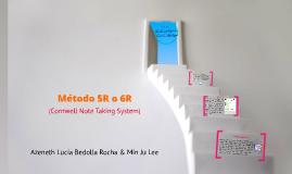 Copy of Método 5R o 6R
