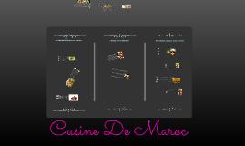 Cuisine De Maroc