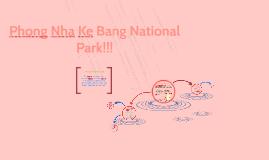Mariana and Katrina Phong Nha Ke Bang National Park