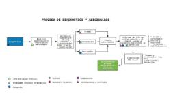 Proceso diagnósticos y adicionales