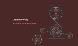 How do perceptions of privay affect behavior on social media