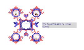 The American Idea by Jenna Garrity