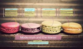 Modernism and Elie Wiesel
