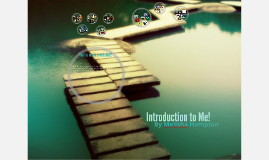 Introduction to Me