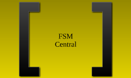 FSM Central Customers