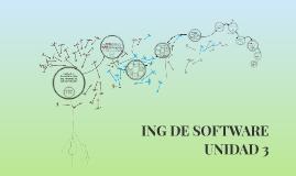 Copy of UNIDAD 3: PLANIFICACIÓN DEL PROYECTO DE SOFTWARE