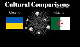 Cultural Comparisons