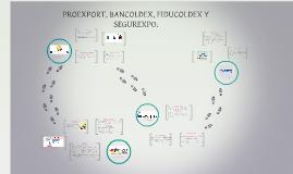 Copy of PROEXPORT, BANCOLDEX, FIDUCOLDEX Y SEGUREXPO