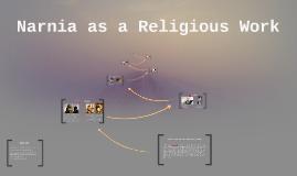 Narnia as a Religious Work
