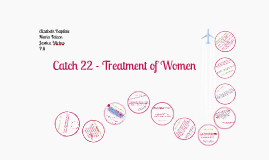 Copy of Catch 22 - Treatment of Women