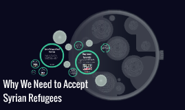 Why We Need to Accept Syrian Refugees