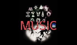 Copy of 장르에 따른 음악