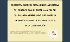 Copy of SESIÓN EXTRAORDINARIA DE LA H. CÁMARA DE SENADORES,