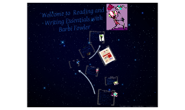 Copy of Welcome to Reading and Writing Essentials