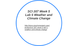 SCI 207 Entire Course All LABS